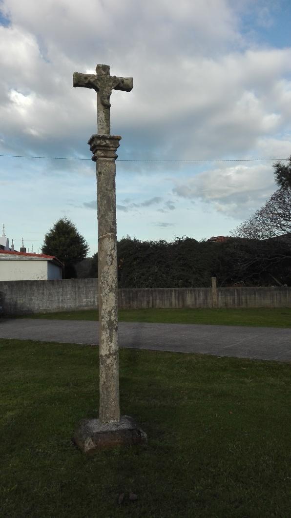 Cruceiro de San Paio, Coristanco.