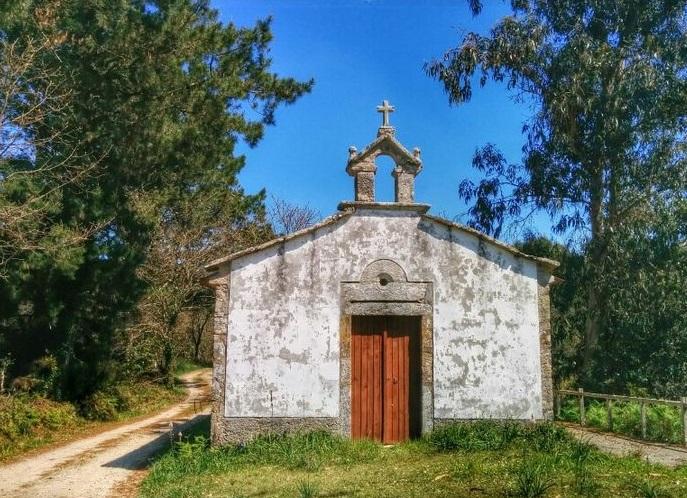 Capela Sta. Mariña do Remuíño