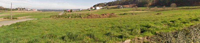 Posible emprazamento da antiga capela da Braña de Lamas.