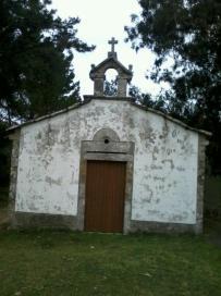 Capela de Sta. Mariña do Remuíño