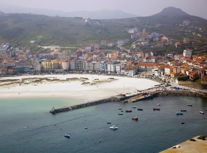 Praia Laxe Fonte Turismo de Galicia