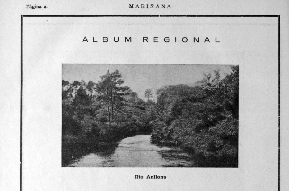 foto río Anllóns