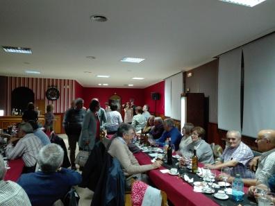 Cea -baile coa asociación Petón do Lobo, 19/10/2019.