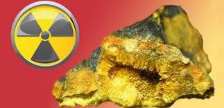 minerais radioactivos